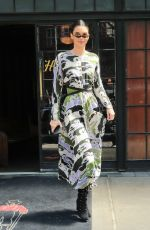 KENDALL JENNER Leaves Bowery Hotel in New York 05/03/2018