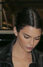 KENDALL JENNER Night Out in New York 05/05/2018