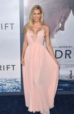 KENNEDY SUMMERS at Adrift Premiere in Los Angeles 05/23/2018