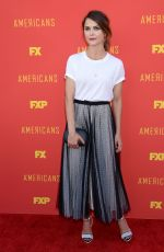 KERI RUSSELL at The Americans FYC Evenet in Hollywood 05/30/2018