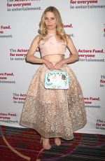 KERRY BUTLER at Actors Fund Annual Gala in New York 05/14/2018