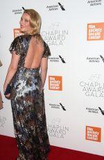KIERA CHAPLIN at 45th Chaplin Award Gala in New York 04/30/2018