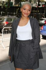 KIERSEY CLEMONS Out and About in New York 05/29/2018
