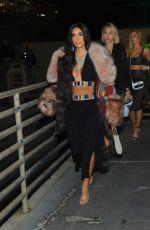KIM KARDASHIAN Arrives a Cher in Concert in Las Vegas 05/04/2018