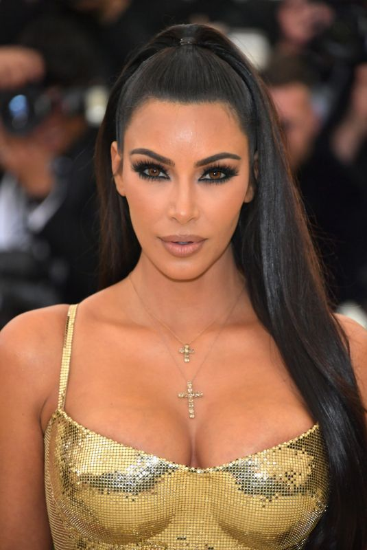 KIM KARDASHIAN at MET Gala 2018 in New York 05/07/2018