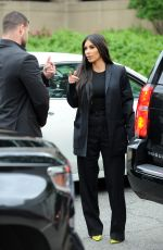 KIM KARDASHIAN at White House in Washington, D.C. 05/30/2018