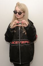 KIM PETRAS at Hits 97.3 Drive at Five in Fort Lauderdale 04/25/2018