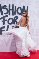 KIMBERLEY GARNER at Fashion for Relief at 2018 Cannes Film Festival 05/13/2018