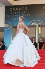 KIMBERLEY GARNER at Girls of the Sun Premiere at Cannes Film Festival 05/12/2018