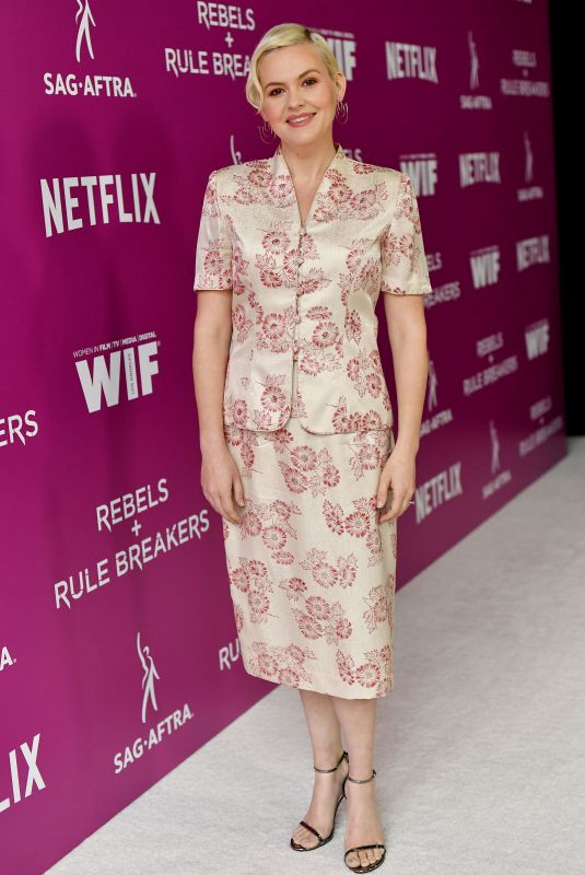 KIMMY GATEWOOD at Rebels and Rule Breakers FYC Event in Los Angeles 05/12/2015