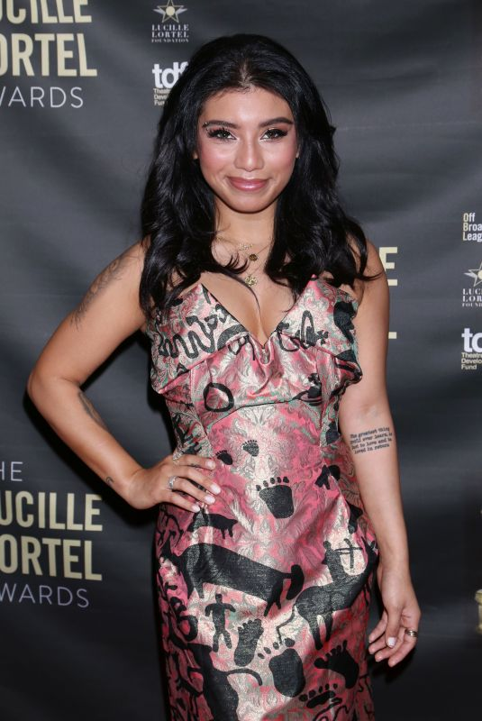 KIRSTIN MALDONADO at 2018 Lucille Lortel Awards in New York 05/06/2018
