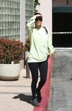 KOURTNEY KARDASHIAN Out and About in Calabasas 05/09/2018