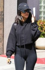 KOURTNEY KARDASHIAN Out in Los Angeles 05/23/2018