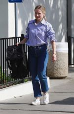 KRISTEN BELL Out and About in Los Angeles 05/06/2018