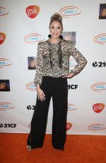 KRISTEN RENTON at Lupus LA Orange Ball in Los Angeles 05/03/2018