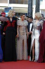 KRISTEN STEWART at 71st Annual Cannes Film Festival Closing Ceremony 05/19/2018