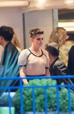 KRISTEN STEWART at 71st Cannes Film Festival Jury Dinner 05/07/2018