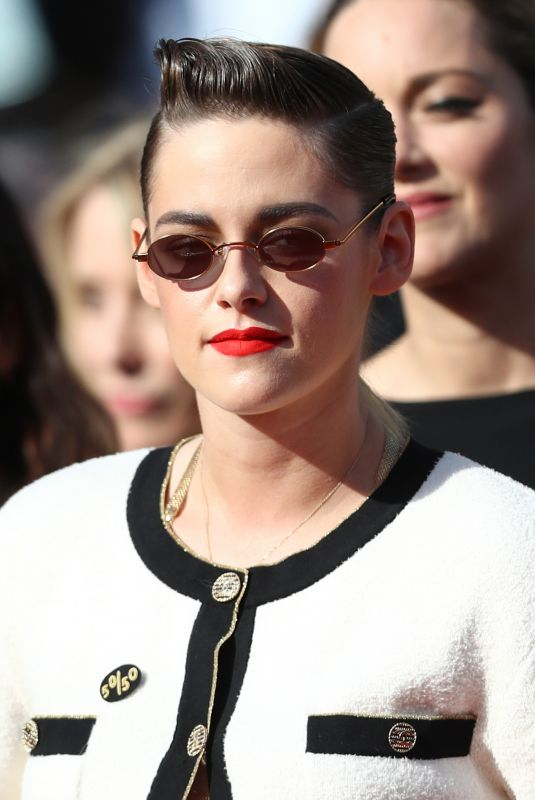 KRISTEN STEWART at Girls of the Sun Premiere at Cannes Film Festival 05/12/2018