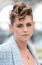 KRISTEN STEWART at Jury Photocall at 71st Cannes Film Festival 05/08/2018
