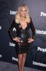 KRISTIN CHENOWETH at EW & People New York Upfronts Celebration 05/14/2018