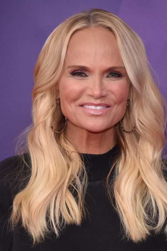 KRISTIN CHENOWETH at NBC/Universal Summer Press Day in Universal City 02/05/2018