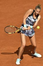 KRISTYNA PLISKOVA at French Open Tennis Tournament in Paris 05/29/2018