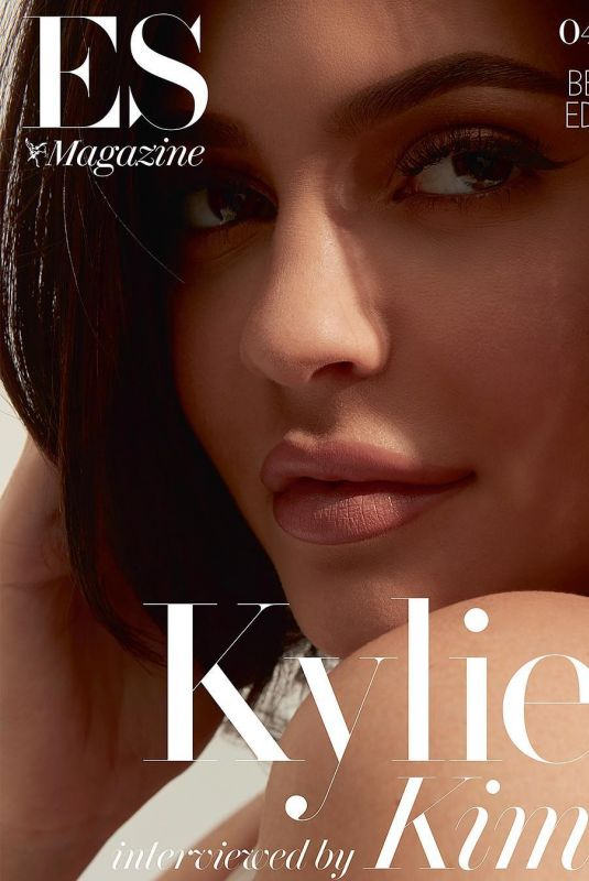 KYLIE JENNER for Sunday Times Style, May 2018