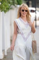 KYLIE MINOGUE Heading to Chiltern Firehouse in London 05/26/2018