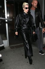 LADY GAGA Out and About in New York 05/28/2018