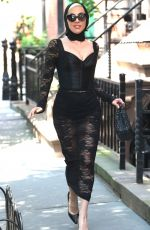 LADY GAGA Out in New York 05/30/2018