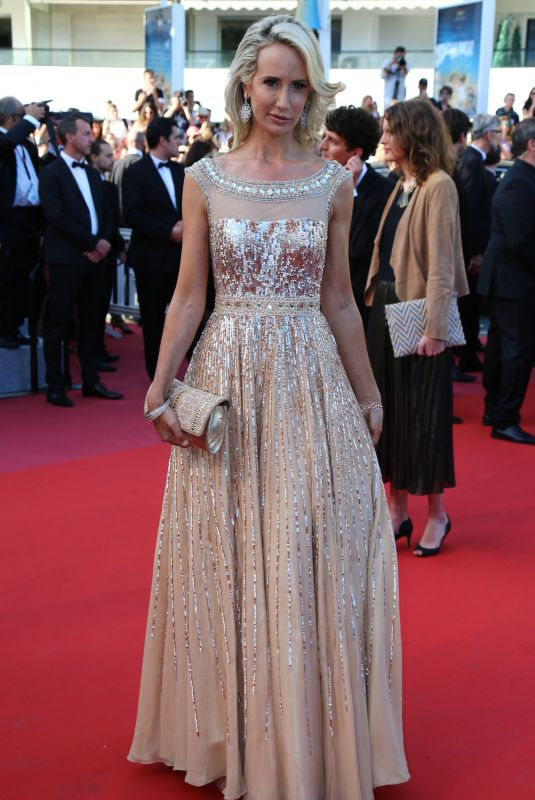 LADY VICTORIA HERVEY at Capharnaum Premiere at 2018 Cannes Film Festival 05/17/2018