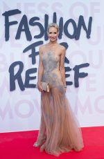 LADY VICTORIA HERVEY at Fashion for Relief at 2018 Cannes Film Festival 05/13/2018