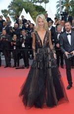 LADY VICTORIA HERVEY at The Wild Pear Tree Premiere at Cannes Film Festival 05/18/2018