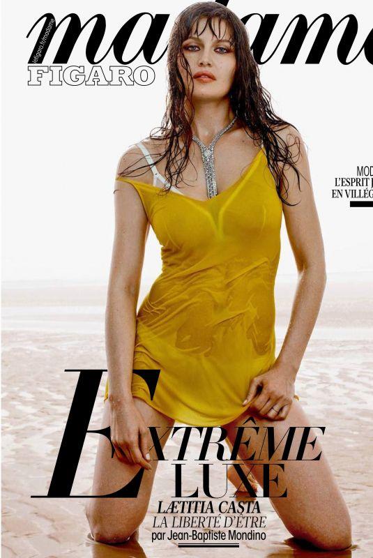 LAETITIA CASTA in Madame Figaro Magazine, May 2018