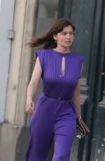 LAETITIA CASTA Out and About in Paris 05/07/2018