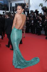 LAIS RIBEIRO at Solo: A Star Wars Story Premiere at Cannes Film Festival 05/15/2018