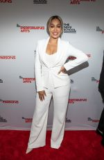 LALA ANTHONY at New School 70th Annual Parsons Benefit in New York 05/21/2018