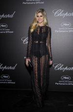 LALA RUDGE at Secret Chopard Party at 71st Cannes Film Festival 05/11/2018