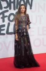 LARA LIETO at Fashion for Relief at 2018 Cannes Film Festival 05/13/2018