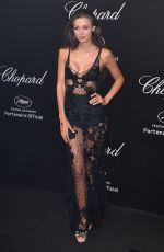 LARA LIETO at Secret Chopard Party at 71st Cannes Film Festival 05/11/2018