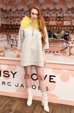 LARSEN THOMPSON at Daisy Love Fragrance Launch in Santa Monica 05/09/2018