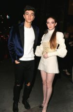 LARSEN THOMPSON at Nylon Young Hollywood Party in Hollywood 05/22/2018