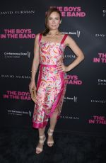 LAURA BENANTI at The Boys in the Band 50th Anniversary Celebration in New York 05/30/2018