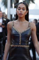 LAURA HARRIER at 71st Annual Cannes Film Festival Closing Ceremony 05/19/2018