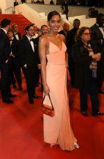 LAURA HARRIER at Blackkklansman Premiere at Cannes Film Festival 05/14/2018