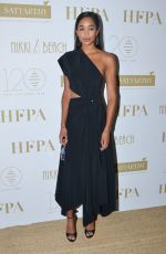 LAURA HARRIER at Hfpa Party at Cannes Film Festival 05/13/2018