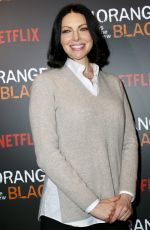 LAURA PREPON at Orange is the New Black FYC Event in New York 05/18/2018