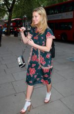 LAURA WHITMORE at Lulu Guinness x Kodak A Summer of Love Party in London 05/23/2018