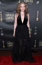 LAUREN MOLINA at 2018 Lucille Lortel Awards in New York 05/06/2018