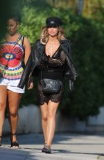 LAUREN POPE Out Shopping in Ibiza 05/21/2018